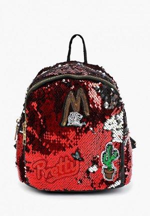 Рюкзак Diora.rim. Цвет: красный