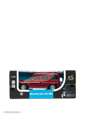 Mercedes-Benz G55 AMG KAISER. Цвет: красный