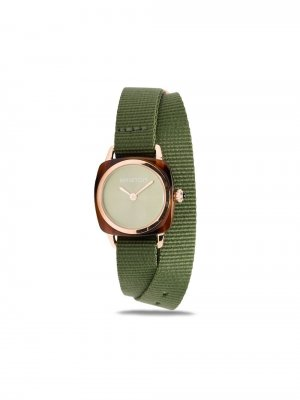 Наручные часы Clubmaster Lady 24 мм Briston Watches. Цвет: золотистый