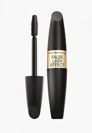 Тушь для ресниц Max Factor С Эффектом Накладных False Lash Effect Full Lashes Natural Look Mascara, Black. Цвет: черный