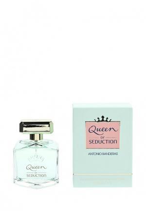 Туалетная вода Antonio Banderas Queen Of Seduction 80 мл