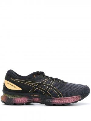 Кроссовки Gel-Nimbus 22 ASICS. Цвет: черный