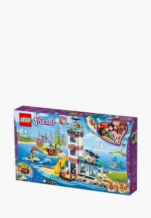 Конструктор LEGO Friends 41380 Спасательный центр на маяке. Цвет: разноцветный