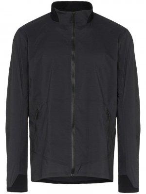 Легкая куртка Demlo на пуговицах Arc'teryx Veilance. Цвет: черный