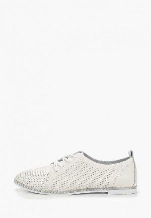 Ботинки Baden. Цвет: белый