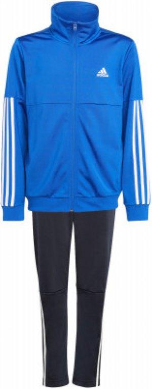 Костюм для мальчиков adidas 3-Stripes Team, размер 152. Цвет: синий