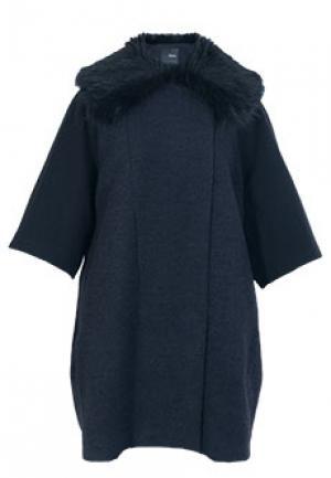 Пальто NOLO. Цвет: черный