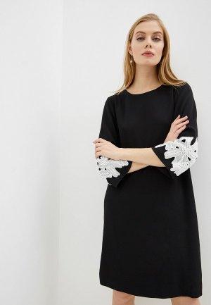 Платье Loriblu. Цвет: черный