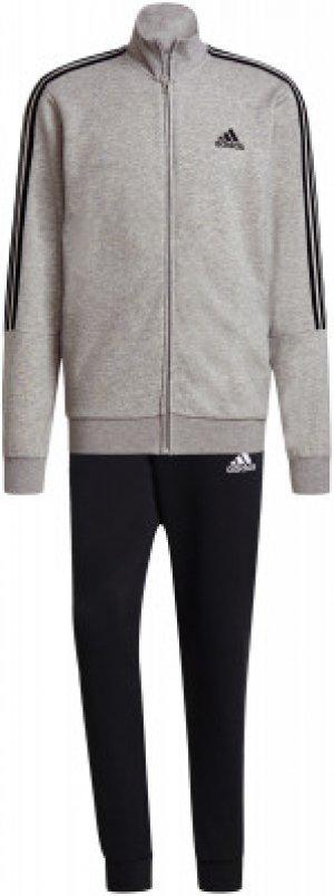 Костюм мужской adidas Essentials, размер 50. Цвет: серый