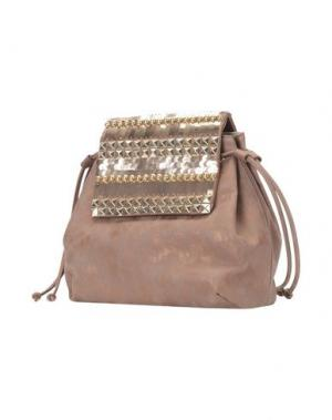 Рюкзаки и сумки на пояс CHIARA P. Цвет: хаки