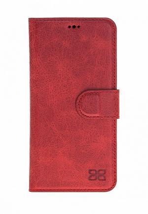 Чехол для телефона Bouletta Samsung Galaxy S9. Цвет: бордовый