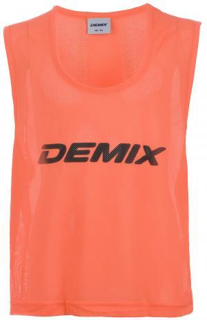Манишка для мальчиков , размер 140-164 Demix. Цвет: оранжевый