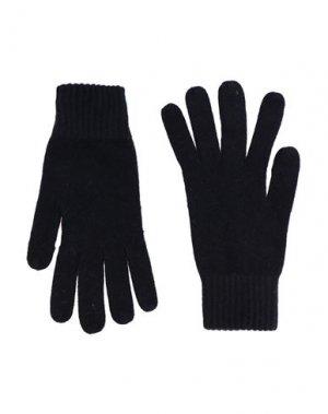 Перчатки SIMON GRAY.. Цвет: черный