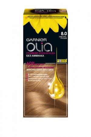 Крем-краска для волос Garnier. Цвет: 8.0 светло-русый