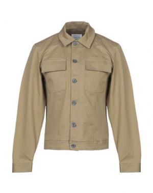 Куртка LIBERTINE-LIBERTINE. Цвет: зеленый-милитари
