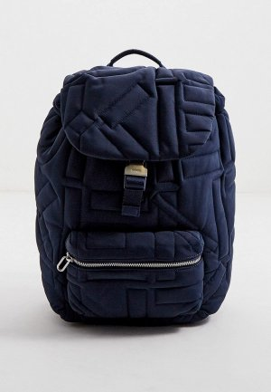 Рюкзак Kenzo. Цвет: синий