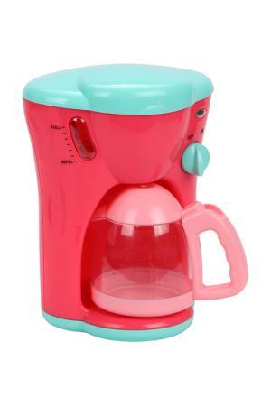 Кофеварка электронная Mary Poppins. Цвет: розовый