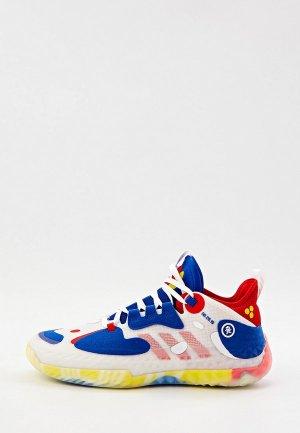 Кроссовки adidas HARDEN VOL. 5 FUTURENATURAL. Цвет: разноцветный