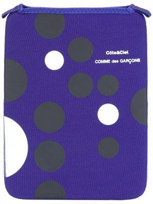 Сумка для iPad Côte&Ciel Comme Des Garçons Wallet. Цвет: синий