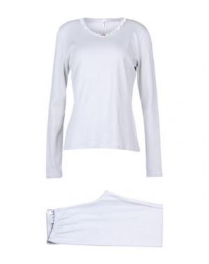 Пижама BLUGIRL BLUMARINE. Цвет: светло-серый