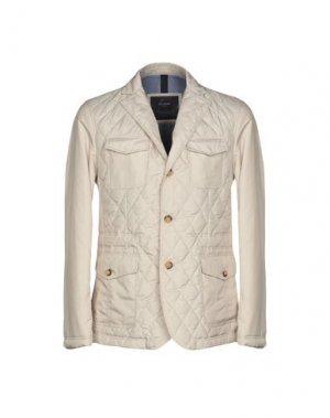 Куртка PAL ZILERI CONCEPT. Цвет: бежевый