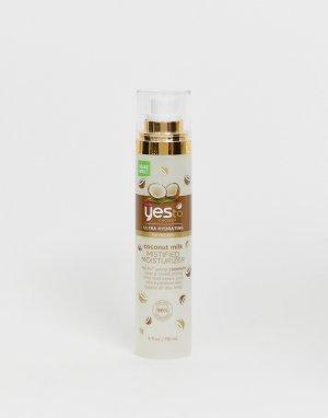 Увлажняющее средство с кокосовым молоком Yes To Mistified-Бесцветный