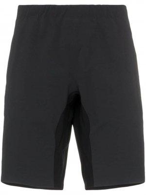 Спортивные шорты Secant Comp Veilance. Цвет: черный