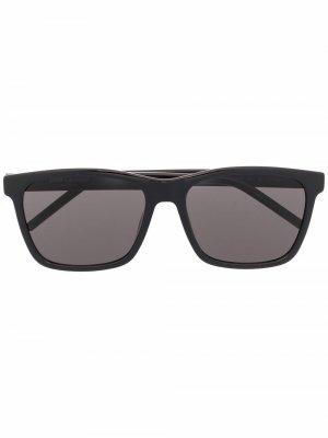Солнцезащитные очки SL 318 Saint Laurent Eyewear. Цвет: черный