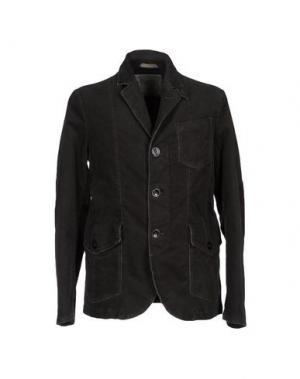 Пиджак GEOSPIRIT. Цвет: стальной серый