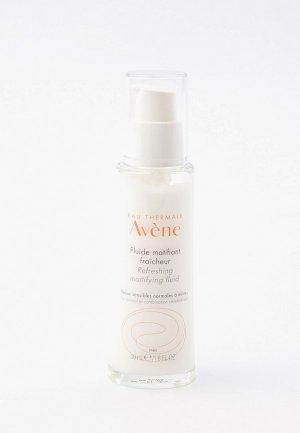 Флюид для лица Avene увлажняющий матирующий, 50 мл. Цвет: прозрачный