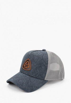 Бейсболка Buff Trucker Cap. Цвет: серый