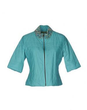 Куртка HANITA. Цвет: небесно-голубой
