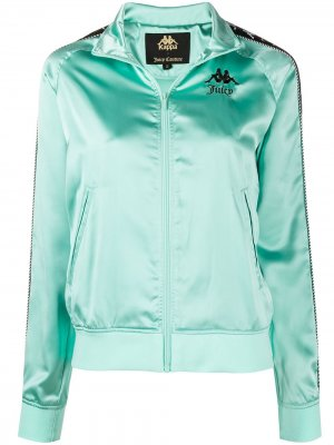 Куртка Egira из коллаборации с Juicy Couture Kappa. Цвет: зеленый