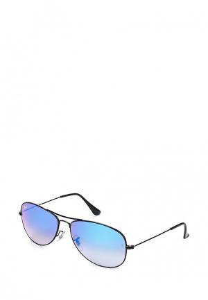 Очки солнцезащитные Ray-Ban® RB3362 002/4O. Цвет: черный
