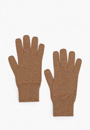 Перчатки Canoe RODO. Цвет: коричневый