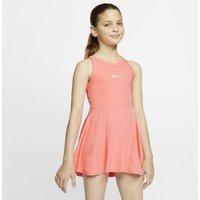 Теннисное платье для девочек школьного возраста Court Dri-FIT - Розовый Nike