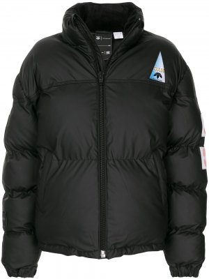 Flex 2 Club puffer jacket adidas Originals by Alexander Wang. Цвет: черный