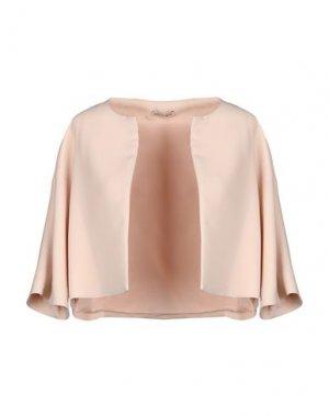Пиджак EMMA & GAIA. Цвет: светло-розовый
