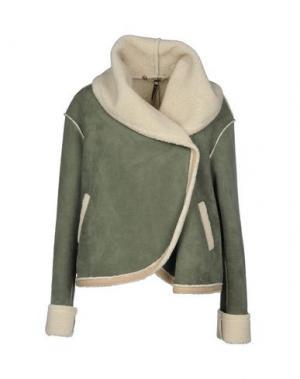 Куртка MANILA GRACE. Цвет: зеленый