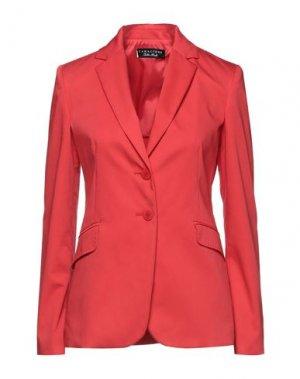 Пиджак CARACTÈRE. Цвет: красный