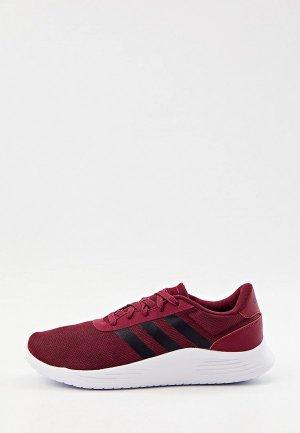 Кроссовки adidas LITE RACER 2.0. Цвет: бордовый