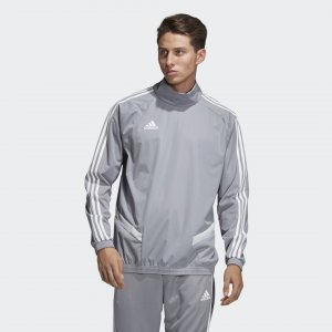 Свитшот TIRO19 RN TOP Performance adidas. Цвет: белый