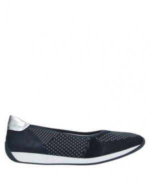Кеды и кроссовки ARA. Цвет: темно-синий