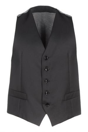Vest Alessandro DellAcqua Dell'Acqua. Цвет: black, gray