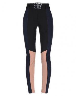 Повседневные брюки BABYLON. Цвет: темно-синий