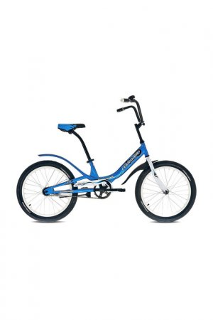 Велосипед SCORPIONS 20 1.0 Forward. Цвет: синий, белый