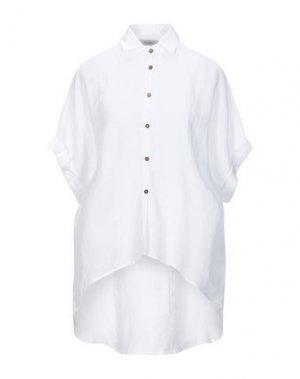 Pубашка FLY GIRL. Цвет: белый