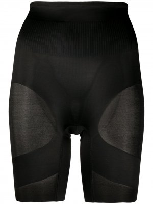 Корректирующие шорты Fit & Lift Wacoal. Цвет: черный
