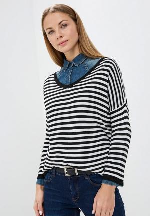 Пуловер Zabaione. Цвет: разноцветный