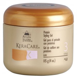 Гель для укладки волос Protein Styling Gel 115 г KeraCare